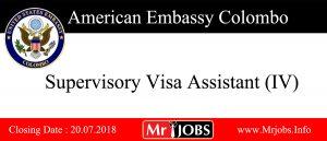 american embassy vacancies