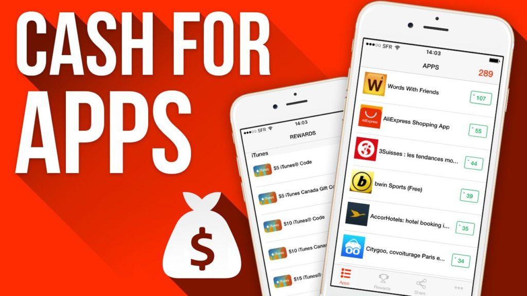 Cash For Apps apk mrjobs.info